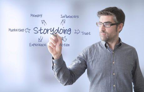 איך לנהל בעזרת סיפורים