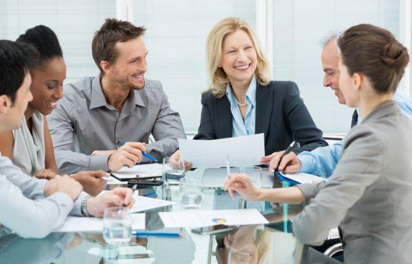 איך בונים אמון בעולם העבודה